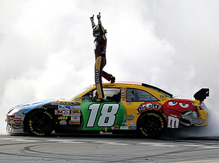 Kyle Busch Contract Extension With Joe Gibbs Racing a Good Move ... | NASCAR | Scoop.it