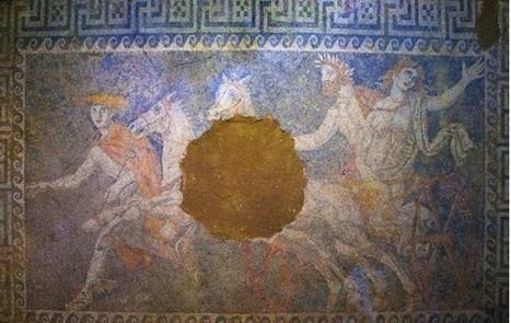 Que cache le tombeau d'Amphipolis ? 7 candidats pour une mystérieuse sépulture   Bibliothèque des sciences de l'Antiquité   Scoop.it