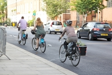 Camden cycle-safety measures aim for air quality improvements - AirQualityNews   London   Scoop.it