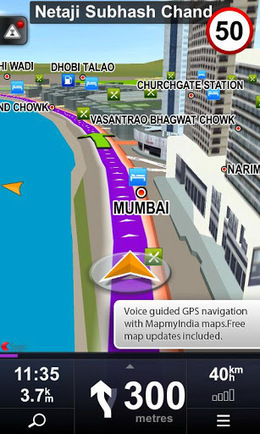 Sygic & MapmyIndia: GPS v12.1.4 APK Free Download | scoopit | Scoop.it