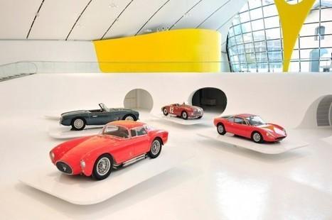 Enzo Ferrari Museum | Fubiz™ | À toute berzingue… | Scoop.it