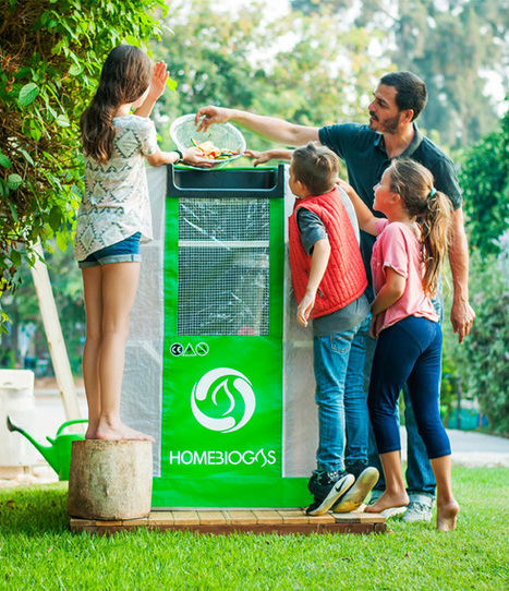 HomePage - HOMEBIOGAS   social innovation italy   Scoop.it