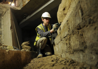 Roman road unearthed beneath York Minster | Discovering the past | Scoop.it