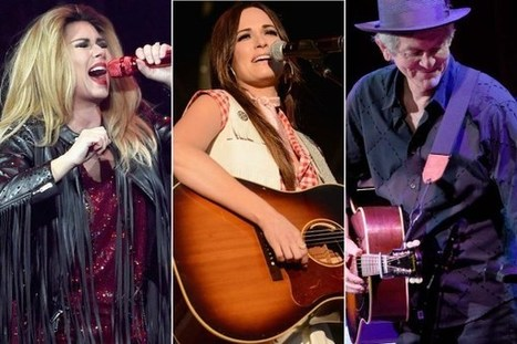 Country Stars With August Birthdays | Country Music Today | Scoop.it