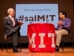 Sal Khan: 'I love learning' - MIT News Office | Keep learning | Scoop.it