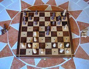 Schach der Langeweile ...oder: Mühlespielen ist etwas für Genies | Social Mercor | Scoop.it