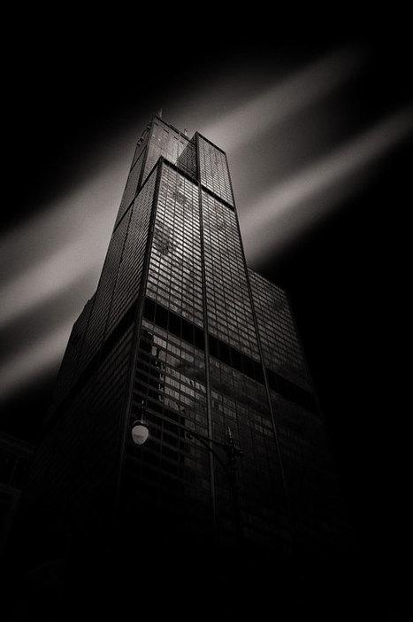 A travers leurs objectifs, ces talentueux photographes subliment les majestueux buildings de Chicago | Immobilier | Scoop.it