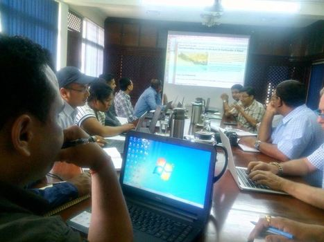 Nepal Earthquake: Report from KLL Situation Room – May 17 | Kathmandu Living Labs | Social Art Practices | Scoop.it
