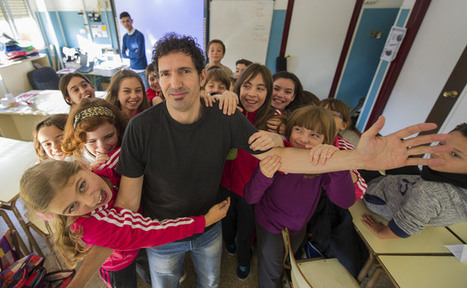 A este maestro de escuela le pueden dar el 'Nobel' | Aprendre jugant | Scoop.it