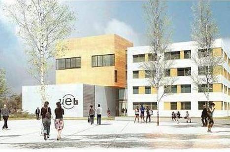 Deux bâtiments high-tech pour l'université de Rennes - Jactiv ...   Rennes Métropole   Scoop.it