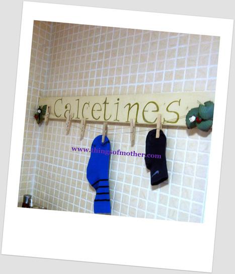 ¿Dónde se van los calcetines cuando salen de la lavadora? | Reciclando un poco! | Scoop.it