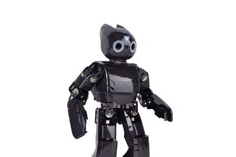 Robot toddler learns to stand -- simply by imagining it (Wired UK) | Knowmads, Infocology of the future | Scoop.it