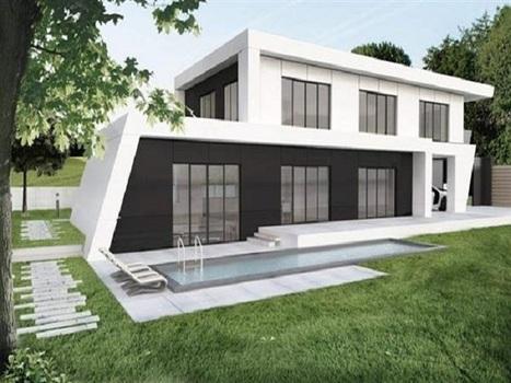 Bientôt une maison imprimée en 3D en 24 heures par Cazza Construction – Additiverse | innovation-beton | Scoop.it