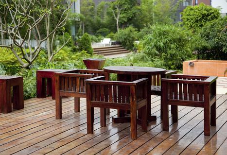 Los mejores suelos para la decoración de terrazas   Compartido por www.diezma.com   Sector Parquet   Scoop.it