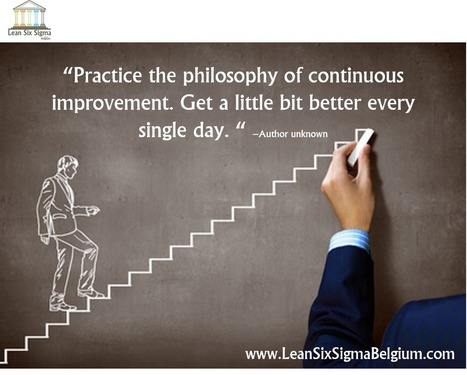 LEO Knows How to Deliver Quality: continuous quality improvement | Lean Six Sigma, Lean Startup & Agile Skills | Scoop.it