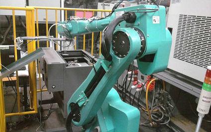 Google et Foxconn s'associent pour créer des robots   MyDTree - Innovation News   Scoop.it