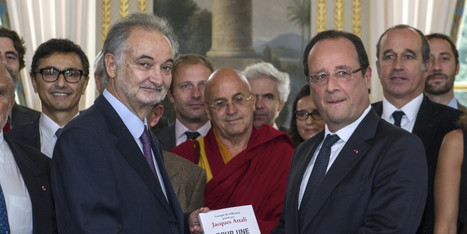 Les 45 propositions d'Attali à Holla