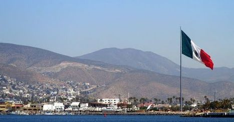 Ensenada, with its gigantic flag! <br/>Baja California, Mexico&#65279; | Baja California | Scoop.it