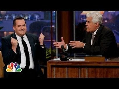 Ross Mathews' Hometown Newspaper - The Tonight Show with Jay Leno   Ten Ten Formula   Scoop.it