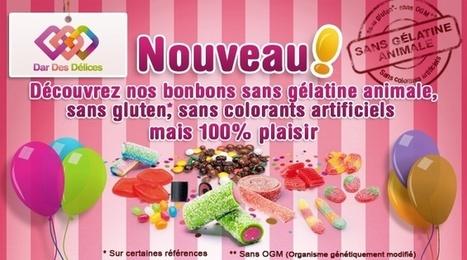 BONBONS HALAL : Sans Gélatine animale... Un régal! - Islamic Deal | Bombec ! | Scoop.it