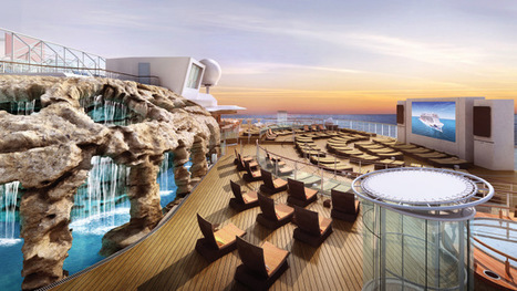 Snow Warning: Chill Out and Relax Aboard Norwegian Escape | Cruise Travel | Scoop.it
