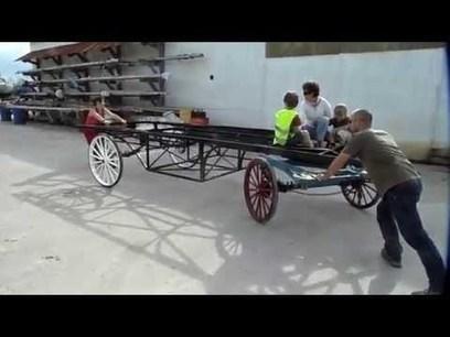 Premiers tours de roues en vidéo ! - La roulotte qui gigote | Roulotte | Scoop.it