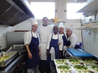 Cuisine Sans Frontières : un restaurant pour faciliter l'insertion   Ressources de la formation   Scoop.it