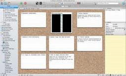 (template) A writer's notebook for Scrivener   Scrivener   Scoop.it