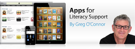 Apps for Literacy Support | iPad Resources for Educators | Scoop.it