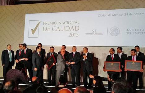 Campoverde y API ganan Premio Nacional de Calidad | Deportes | Scoop.it