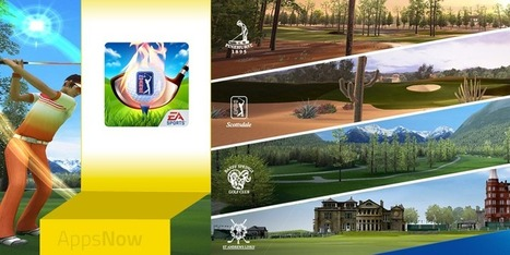 ANDROID GAME REVIEW - KING OF COURSE GOLF - AppsNow | Trending App Industry News | Scoop.it