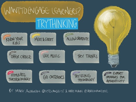 Ways to engage learning – my presentation from TMRochdale with @abbiemann1982 | Re-Ingeniería de Aprendizajes | Scoop.it