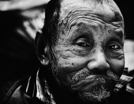 Tatsuo Suzuki - Tokyo Street Portraits | LensCulture | Photography Now | Scoop.it