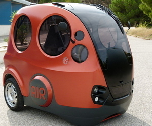 The Tata AirPod: India's tiny air-powered prototype car | anything about everything | Scoop.it