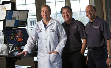 Surgical Theater: Flight simulation technology helps surgeons prep for surgery   Virtual Patients, Online Sims and Serious Games for Education and Care   Scoop.it