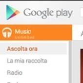 Google lancia Unlimited, il suo servizio di musica in streaming | WebComunicazioni | Scoop.it