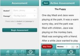 Innovative Educator Blog: Fluency Finder App- Perfect Reading Assessment for K-8 Educators | Google+ for Educators | Scoop.it
