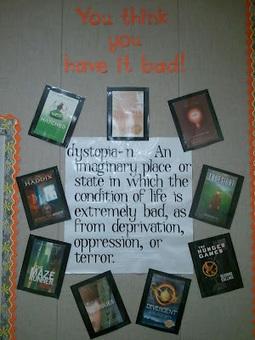 The Middle School Mouth: Dystopian Literature Circles | LA Teaching Ideas | Scoop.it