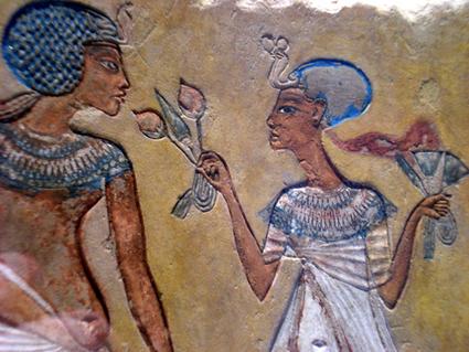 Assassiné en cours de route, avant d'être pharaon, Zannanza... (3 ... | Egypte antique | Scoop.it