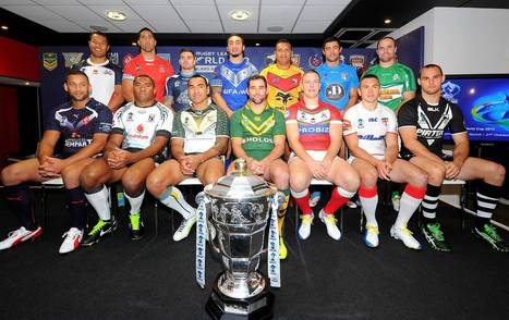 Rugby League World Cup: Showcase can Lift Game's Spirits | Sports | Scoop.it