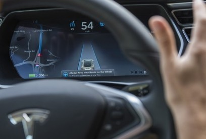Tesla cars gain self-driving sentience overnight - The Washington Post | Monetizing Data | Scoop.it