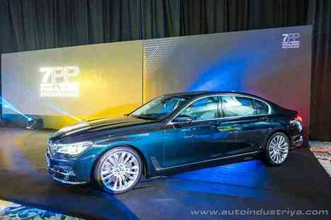 BMW launches 7 Series Privileges Programme - Auto Industry News | Business Video Directory | Scoop.it
