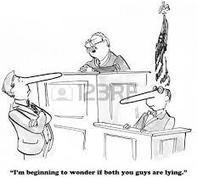 Why Lawyers are not sworn in in Court…usually. | Domestic Relations | Scoop.it