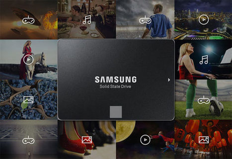 Samsung propose désormais son SSD de 4 To à la vente ! | Seniors | Scoop.it