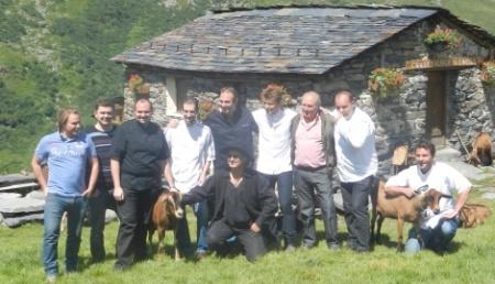 Rencontre au sommet pour les dix ans de L'Oxalys   Chefs - Gastronomy   Scoop.it