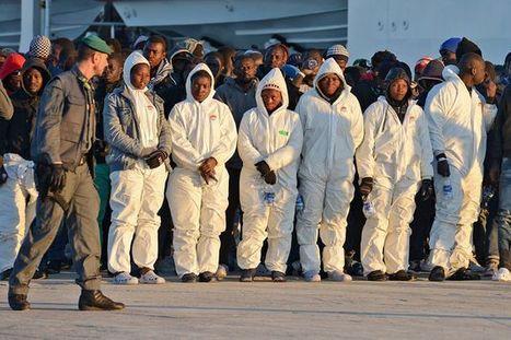 L'Italie condamnée par la Cour européenne des droits de l'homme pour avoir retenu puisexpulsé des migrants de Lampedusa vers la Tunisie en 2011 | SI LOIN SI PROCHES | Scoop.it
