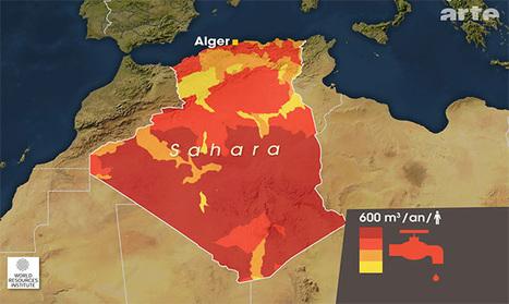 Le dessous des cartes : l'Algérie dans l'impasse - Arte | HG Sempai | Scoop.it