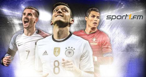 Alle EM-Spiele live und kostenlos im Radio auf SPORT1.fm: Sport1 GmbH erwirbt Audiorechte an der UEFA EURO 2016™ in Frankreich   SportonRadio   Scoop.it