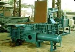Triple Action Hydraulic Baling Press India, Hydraulic Baling Press Delhi | Scrap Baling Press | Scoop.it