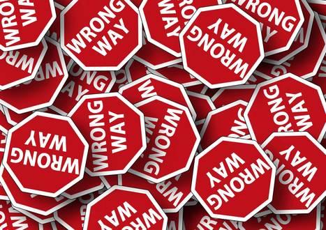 5 erreurs pour rater à coup sûr votre projet de veille | Infocom | Scoop.it